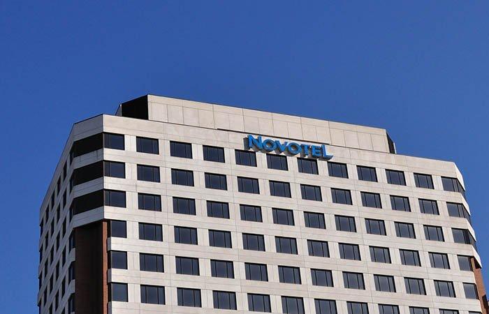 Our Hotel Novotel Ottawa